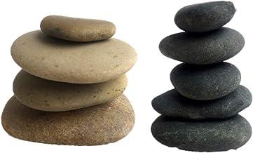 Healifty 10 Piezas Pintura Rocas Rocas Lisas Pintura bondad Rocas Piedras de Cantos rodados para Pintar Manualidades DIY