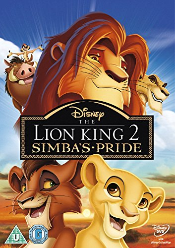The Lion King 2: Simba's Pride [UK Import]
