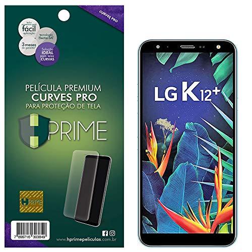 Pelicula HPrime Curves Pro para LG K12 Plus (K40), Hprime, Película Protetora de Tela para Celular, Transparente