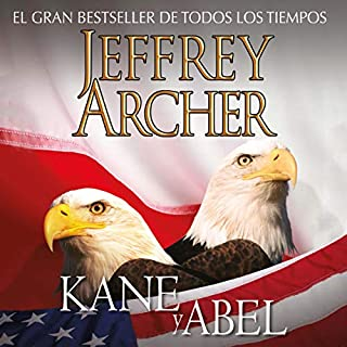 Kane y Abel [Kane and Abel] audiobook cover art