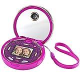 VTech - Kidizoom Pixi, doble cámara compacta de bolsillo para hacer fotos, selfis y vídeos, tapa abatible, juegos, filtros y música MP3 (80-520322) , color/modelo surtido