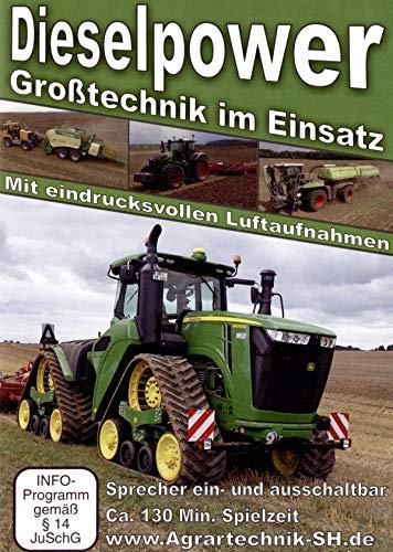 Dieselpower - Großtechnik im Einsatz