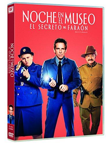 Noche En El Museo 3 (Color) [DVD]