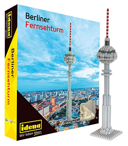 Idena 40140 - Minibausteine Berliner Fernsehturm