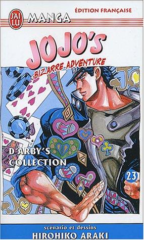 Jojo's Bizarre Adventure, tome 23 : D'Arby's Collection