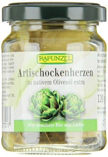 Artischockenherzen in Olivenöl
