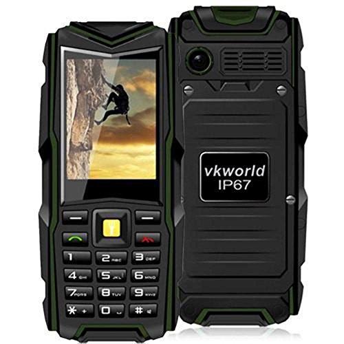 VKworld Stone V3 GSM Phone (Verde)