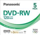 Panasonic LM-RW120E5 DVD-RW Disc - DVD+RW