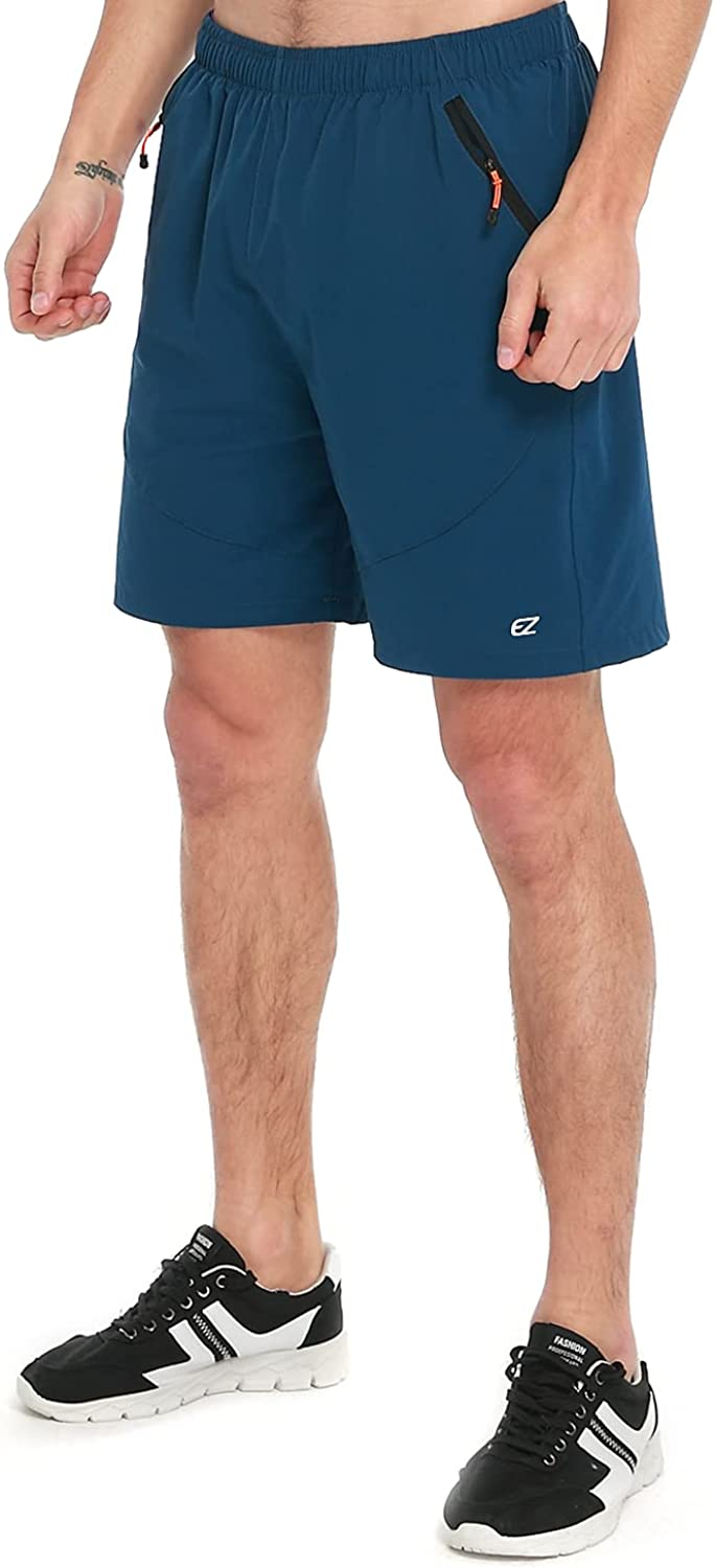 Sale item Special price EZRUN Mens 7 Inches Lightweight Shorts Dry Qiuck Running Workout