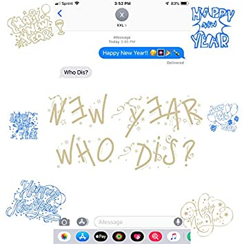 New Year Who Dis?