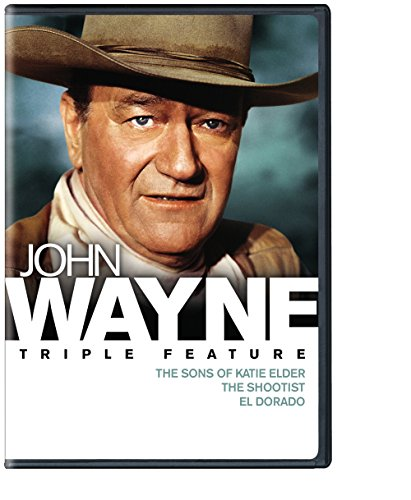 John Wayne Triple Feature (Sons of Katie Elder / The Shootist / El Dorado) (3FE)