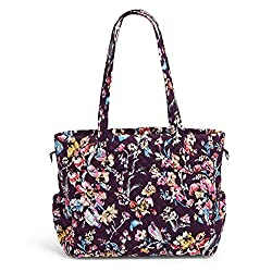 in budget affordable Baby Diaper Bag Vera Bradley Signature Cotton Ultimate, Indiana Rose