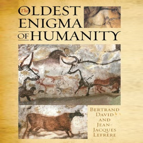 The Oldest Enigma of Humanity audiobook cover art