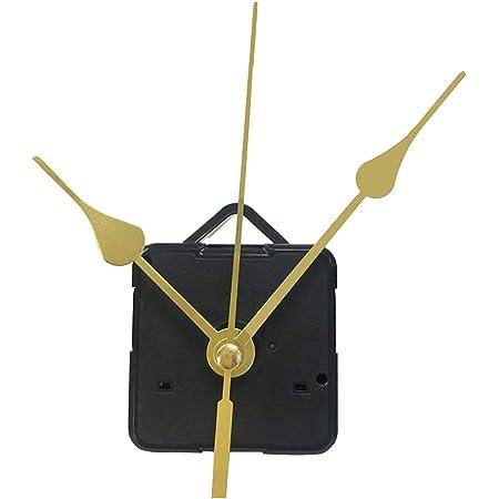 Amuzocity Kit di Riparazione Dellalbero Silenzioso del Meccanismo al Quarzo con Meccanismo al Quarzo Silenzioso