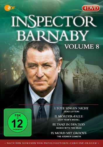 Inspector Barnaby, Vol. 8 (4 DVDs)
