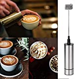 Egg Beater Milk Frother Electric Milk Frother, Whipped Cream Maker Electric Eggbeater, for Whipping Mixing Baking Cooking