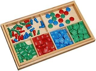 Montessori Stamp Game