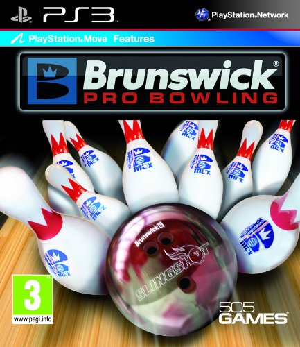 Brunswick Pro Bowling - PlayStation Move Compatible (Sony PS3) [Import UK]