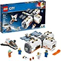 LEGO City Space Lunar Space Station Space Station Building Set