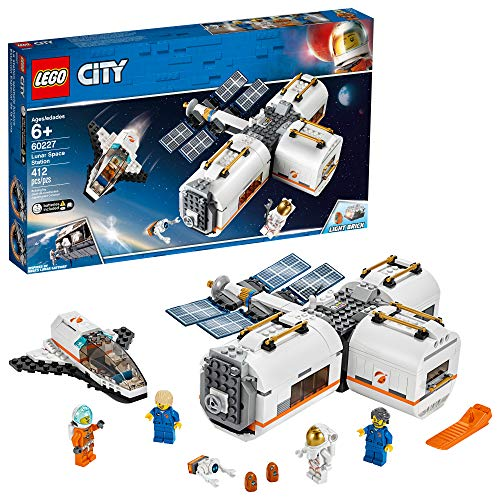 LEGO 60227 - City - Mond Raumstation