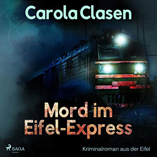 Mord im Eifel-Express audiobook cover art
