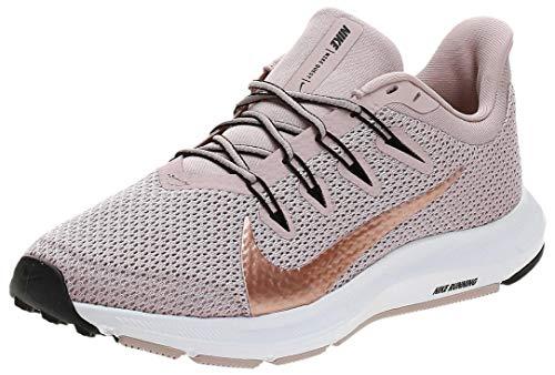Nike Women's, Quest 2 Running Shoe Mauve 7 M