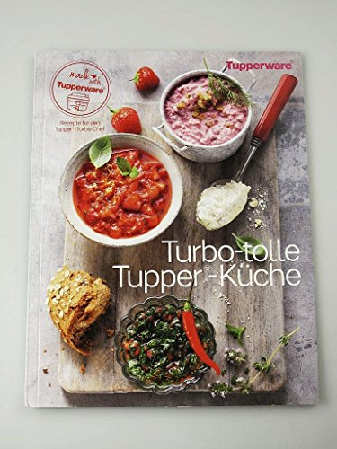 TUPPERWARE Rezeptheft Turbo-Chef