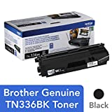 Brother TN-336BK DCP-L8400 L8450 HL-L8250 L8350 MFC-L8600 L8650 L8850 Toner Cartridge (Black) in Retail Packaging