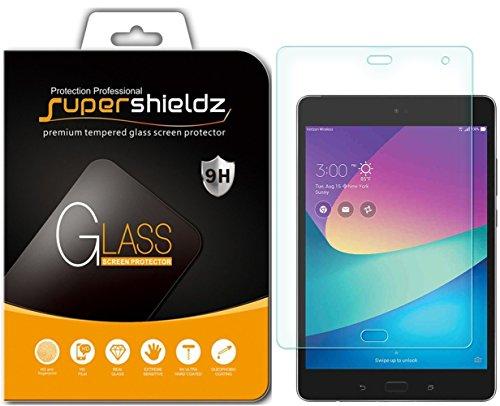 Supershieldz for Asus (ZenPad Z8s) (Verizon) Tempered Glass Screen Protector, Anti Scratch, Bubble Free