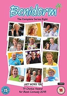 Benidorm - The Complete Series Eight