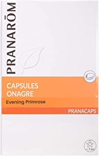 プラナロム イブニングプリムローズカプセル 40粒 (PRANAROM サプリメント)