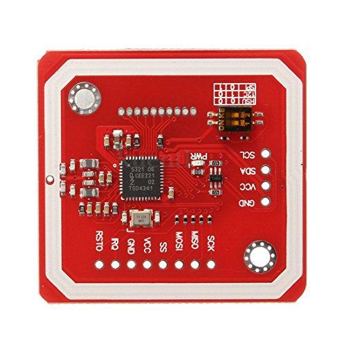 TOOGOO(R)) PN532 NFC RFID V3 Modul Kit Fuer Arduino Android