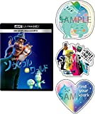 【Amazon.co.jp限定】ソウルフル・ワールド 4K UHD MovieNEX [4K ULTRA HD+ブルーレイ+デジタルコピー+MovieNEXワールド](オリジナルダイカットステッカーセット&メーカー特典:オリジナル・エコバッグ付き) [Blu-ray]