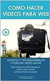 Como hacer videos para web