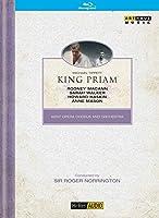 Michael Tippett: King Priam - An Opera Feature Film 1985 [Blu-ray]