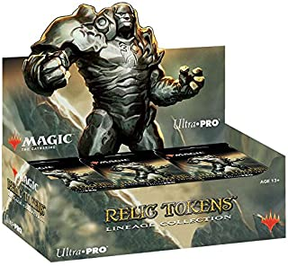 Best ultra pro relic tokens Reviews