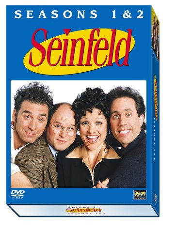 Seinfeld - Season 1 & 2 [4 DVDs]