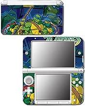 Teenage Mutant Ninja Turtles TMNT Arcade Attack Cartoon Comic TV Show Video Game Vinyl Decal Skin Sticker Cover for Original Nintendo 3DS XL System