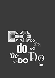 Do. Notebook to do Everything
