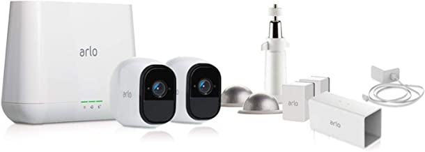 Arlo Pro VMS4230S-100NAR Wire-Free HD Camera Security System (2-Camera Kit)