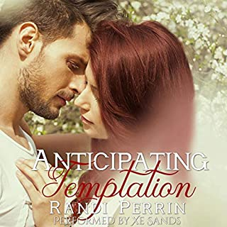 Anticipating Temptation audiobook cover art
