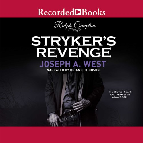 Stryker's Revenge audiobook cover art