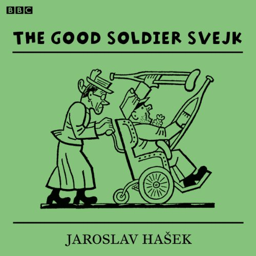 The Good Soldier Svejk audiobook cover art