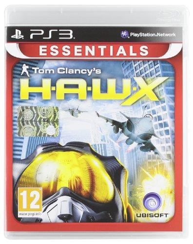 Ubisoft Tom Clancy's H.A.W.X, PS3 Essentials - Juego (PS3 Essentials)