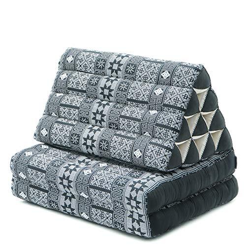 Leewadee colchón Plegable con Dos segmentos – Futón tail