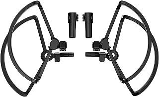 Funien Compatible with DJI Mavic Mini/DJI Mini 2 Heighten Landing Gear Propeller Guards Set Extended Legs Propeller Protec...