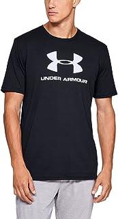 Under Armour mens Sportstyle Logo Short Sleeve Short Sleeve