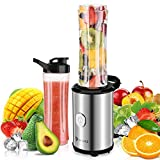 Best Ice Blenders - Personal Blender,Smoothies Blender for Juice Shakes and Smoothie Review