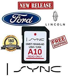 Best update navigation ford sync Reviews