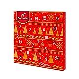Côte d'Or – Calendrier de l'Avent Sélection – Assortiment de Chocolats de Noël – Boîte de 235 g